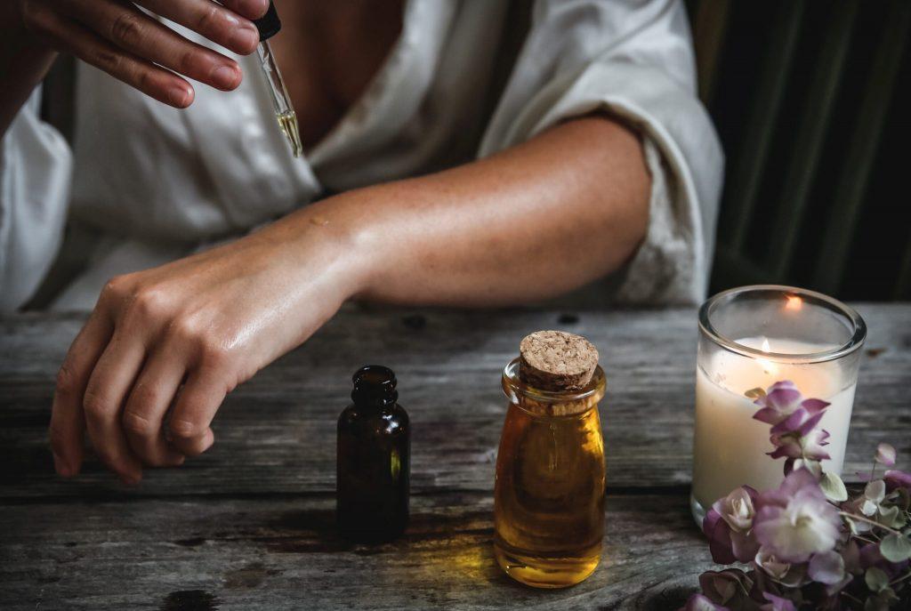 Reiki e aromaterapia