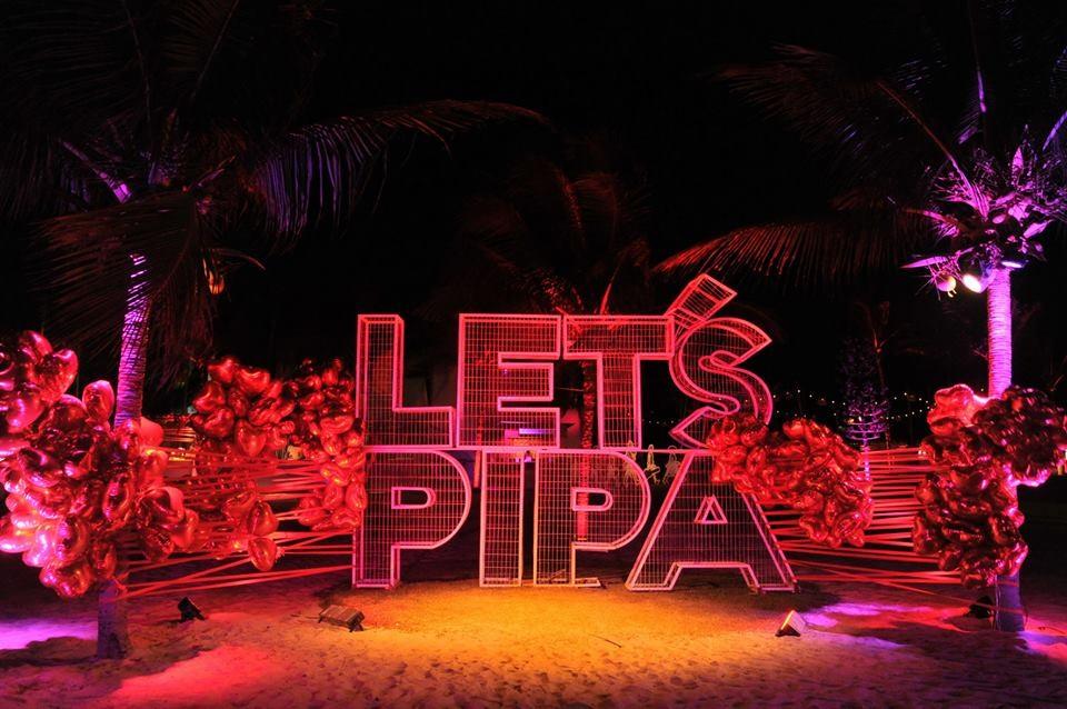 Transporte até o Let's Pipa